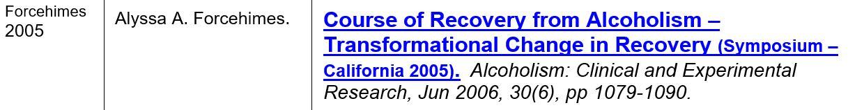 Forcehimes 2005