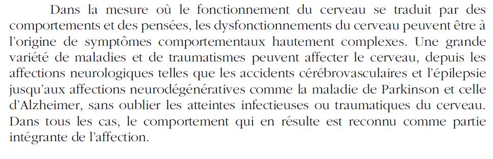 10 - Dépendance - Neuro