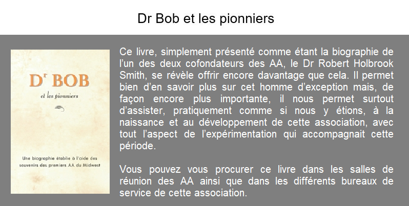 3.11c - Dr Bob et les pionniers