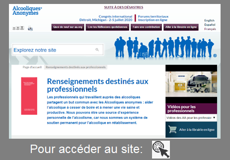 9 - Site web AA