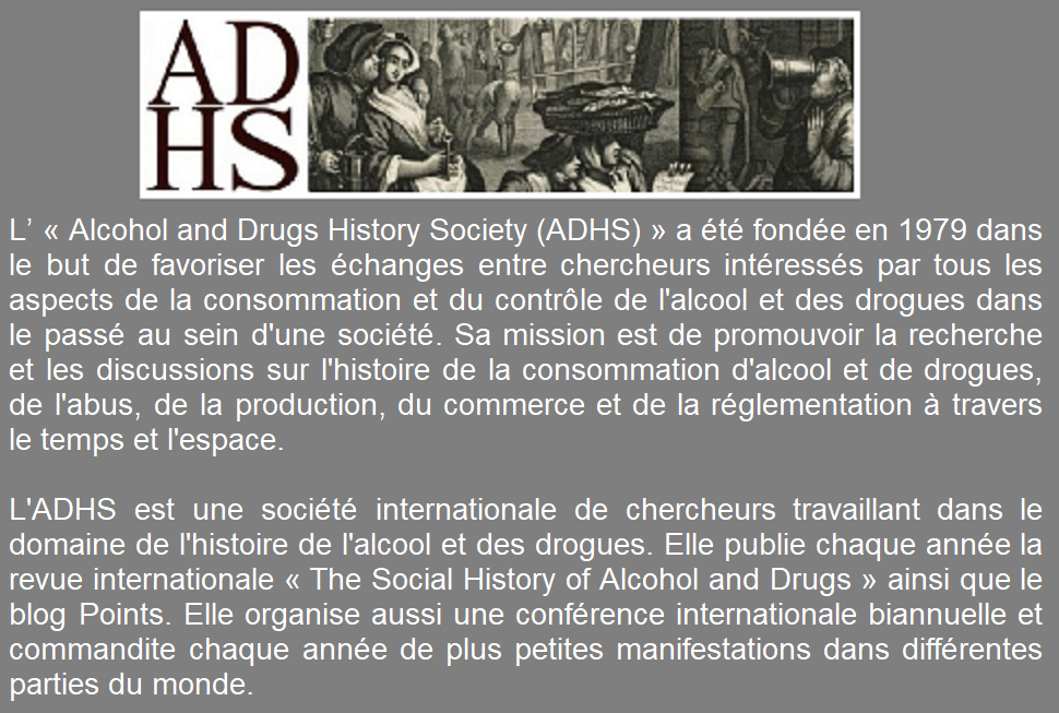 3 - alcohol and drugs history society