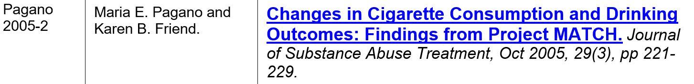 pagano 2005-2 cigarette