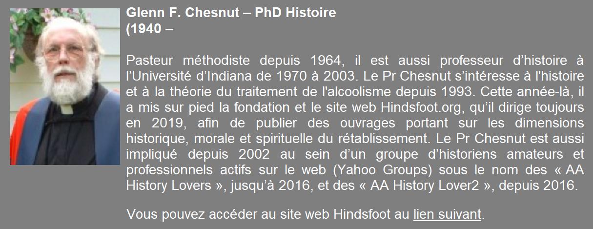 17 - Glenn Chesnut