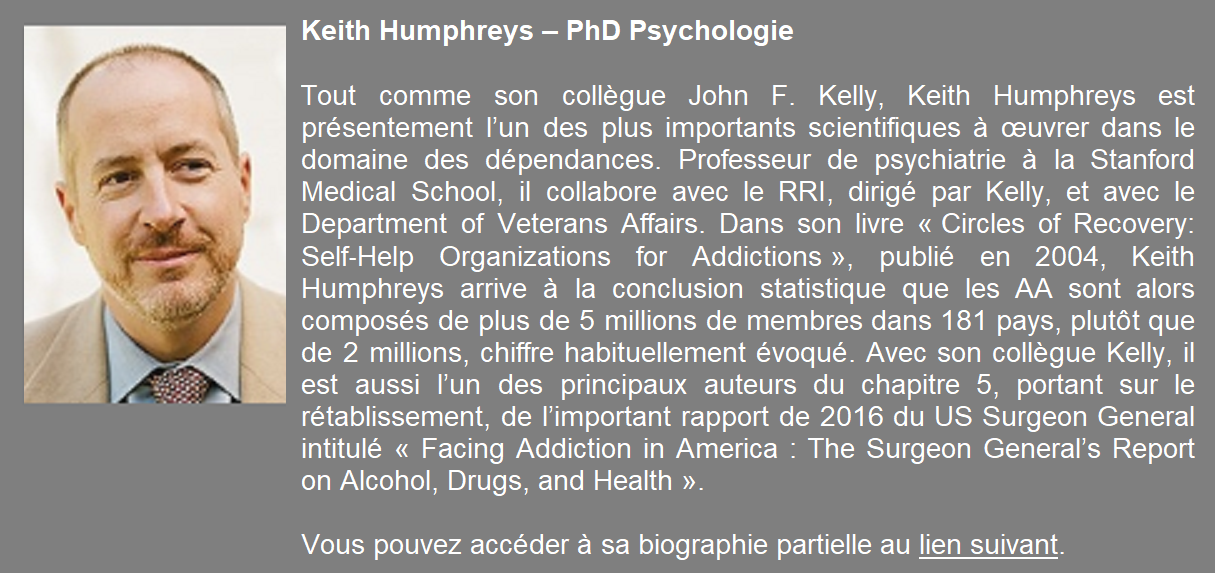 2 - Keith Humphreys