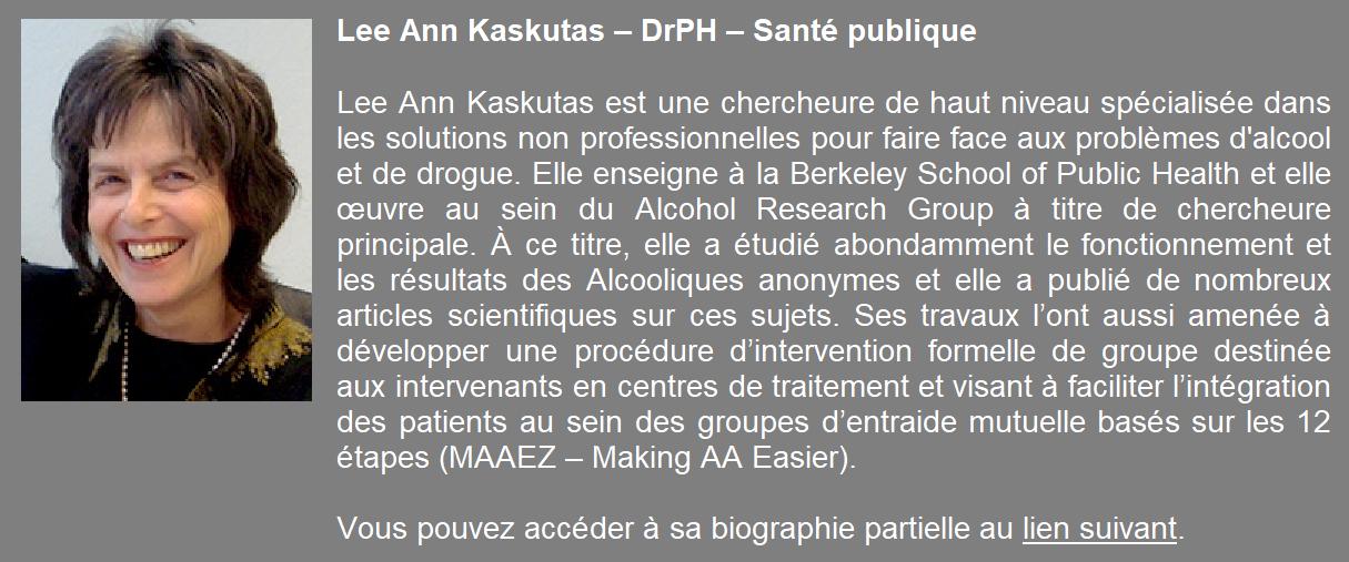 3 - Lee Ann Kaskutas