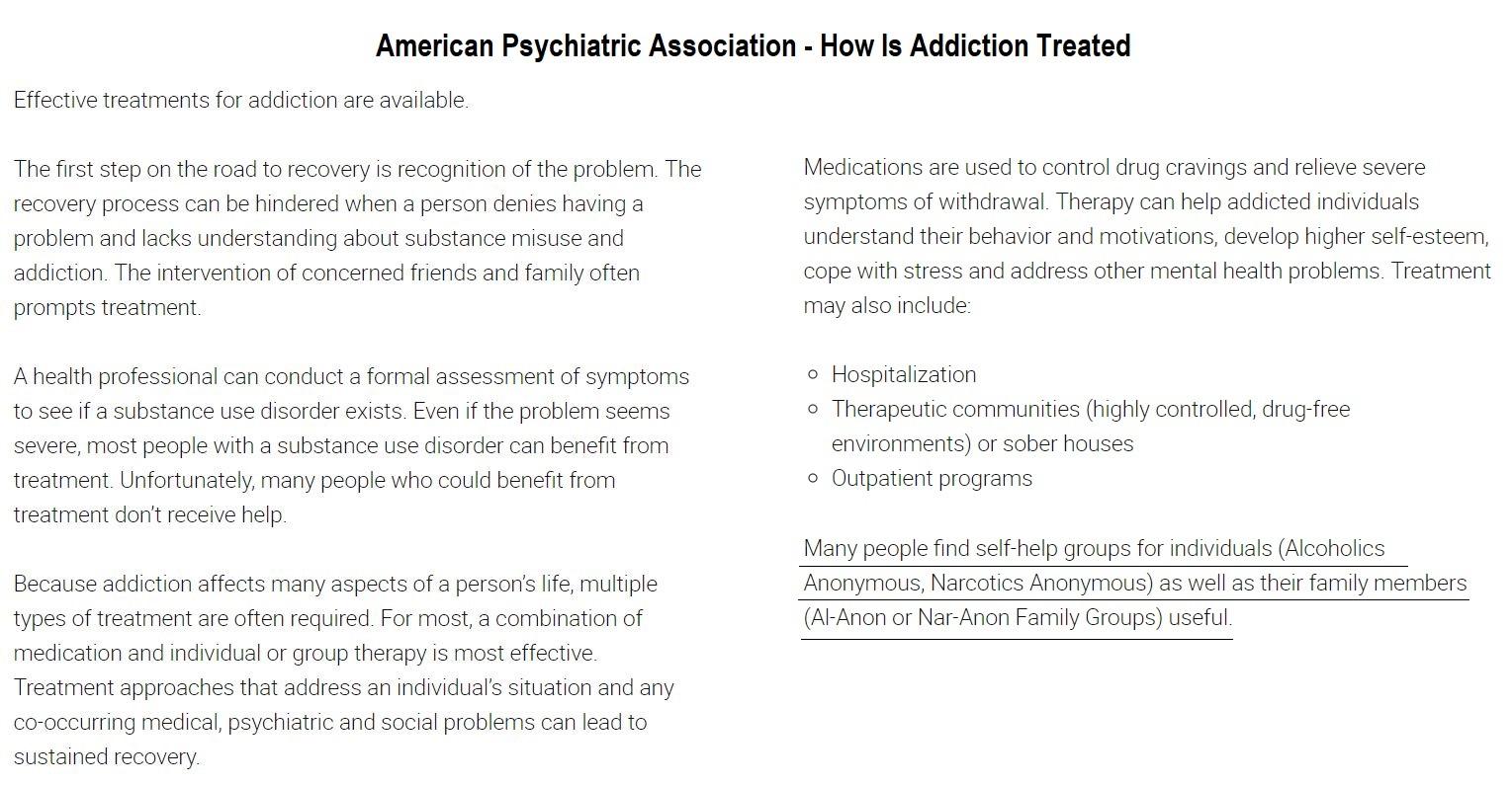 27 - APA - Treatment of Addiction