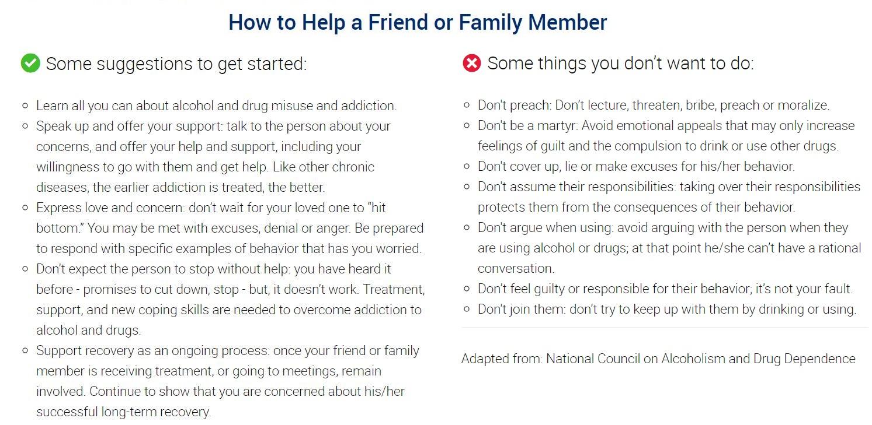 30 - APA - How to help a friend