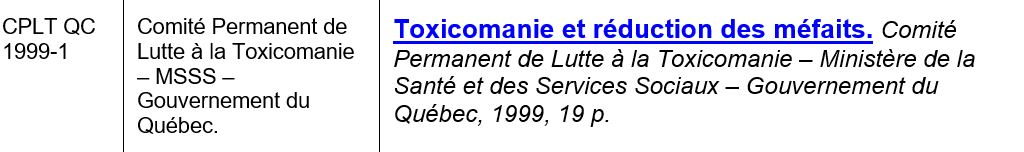 CPLT QC 1999-1